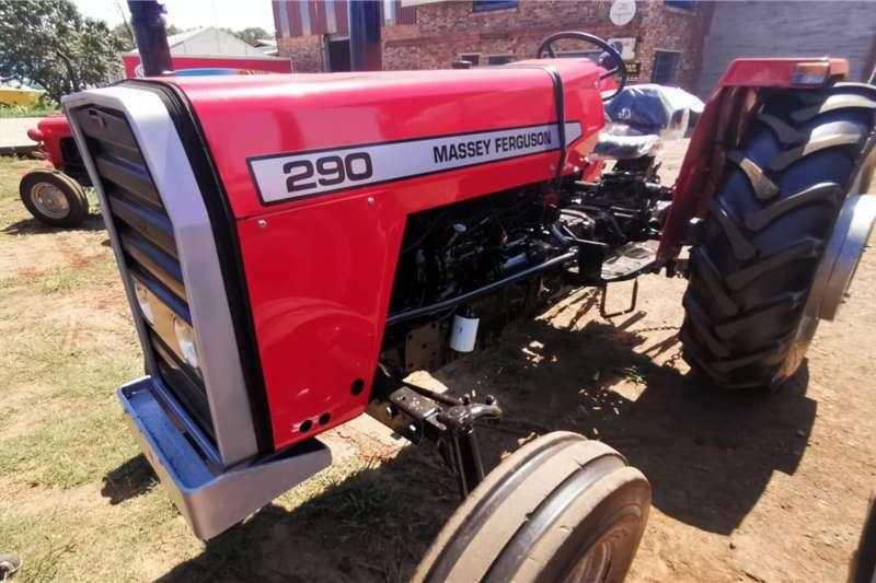 Massey Ferguson 2WD tractors 290 Tractors