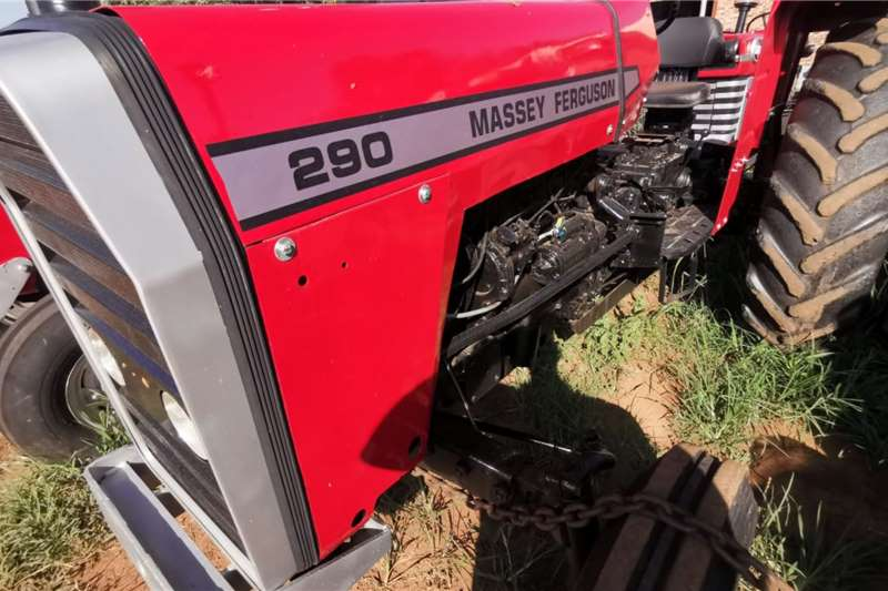 Massey Ferguson Tractors 2WD tractors 290 1991
