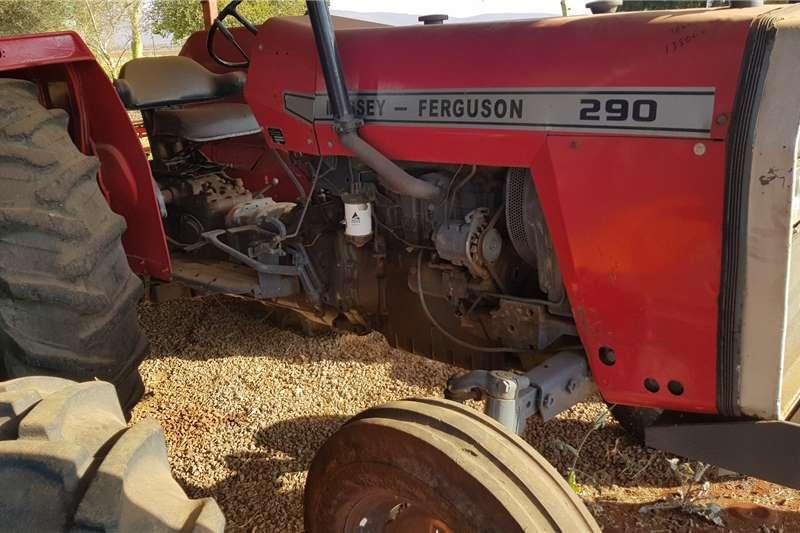 Massey Ferguson Tractors 2WD tractors 290