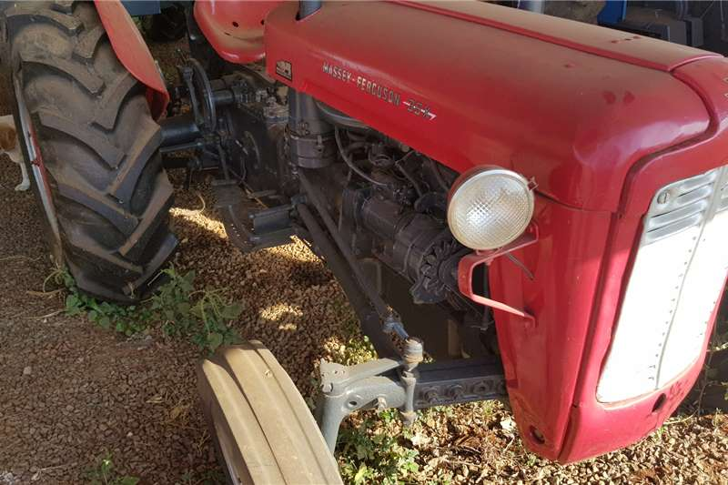 Massey Ferguson Tractors 2WD tractors 35X