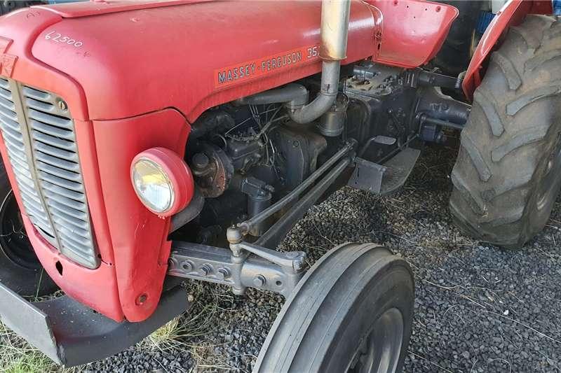 Massey Ferguson 2WD tractors 35x Tractors