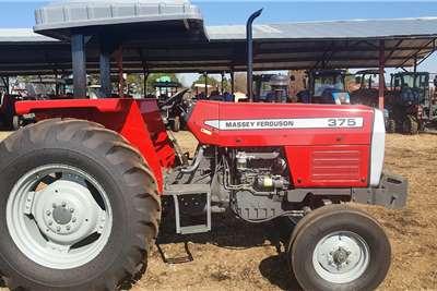 Massey Ferguson 2WD tractors 375 Tractors