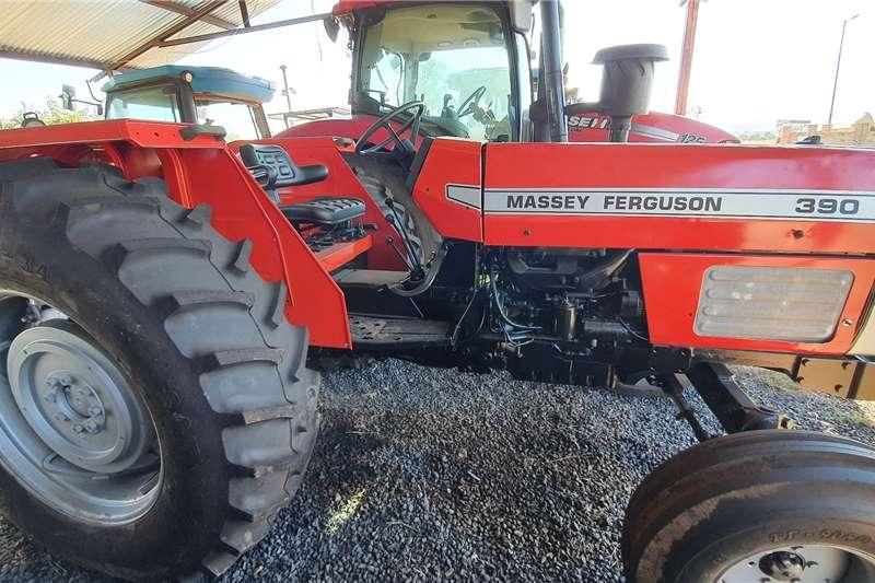 Massey Ferguson Tractors 2WD tractors 390