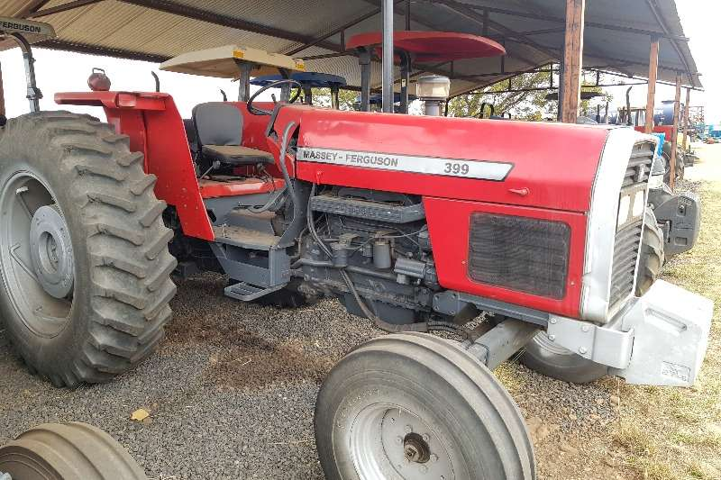 Massey Ferguson Tractors 2WD Tractors 399