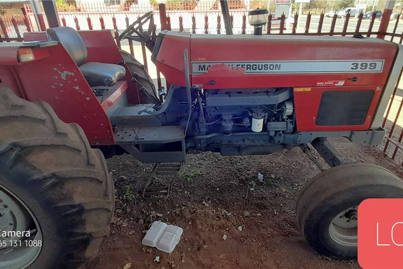 Massey Ferguson 2WD tractors 399 Tractors