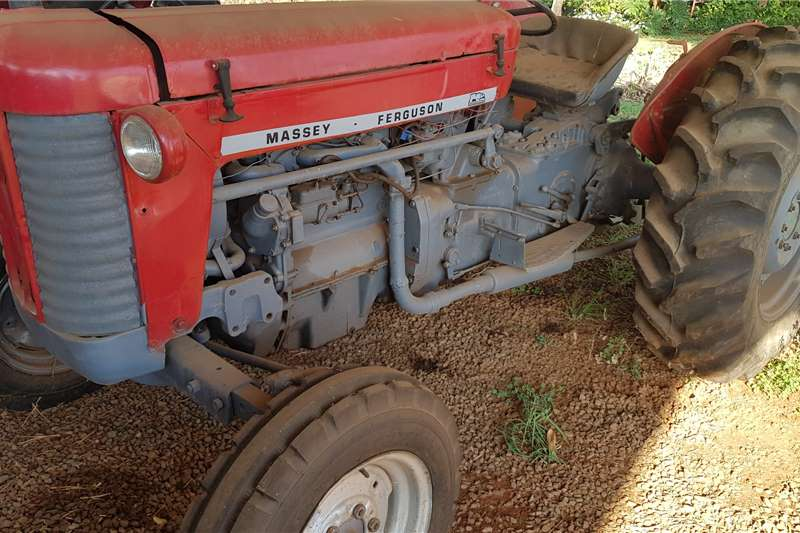 Massey Ferguson Tractors 2WD tractors 65