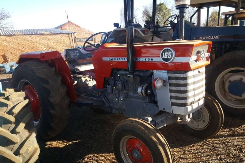 Massey Ferguson Tractors 2WD tractors Massey Ferguson165