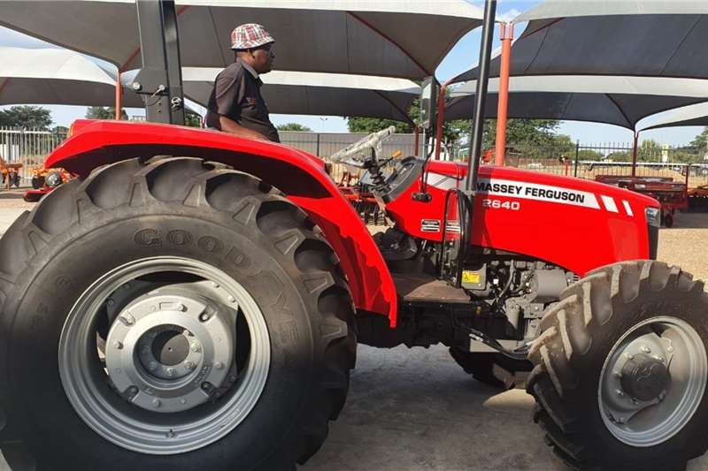 Massey Ferguson Tractors 2WD tractors Massey Ferguson 2640