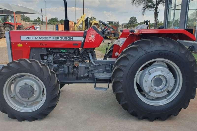 Massey Ferguson Tractors 2WD tractors Massey Ferguson 268