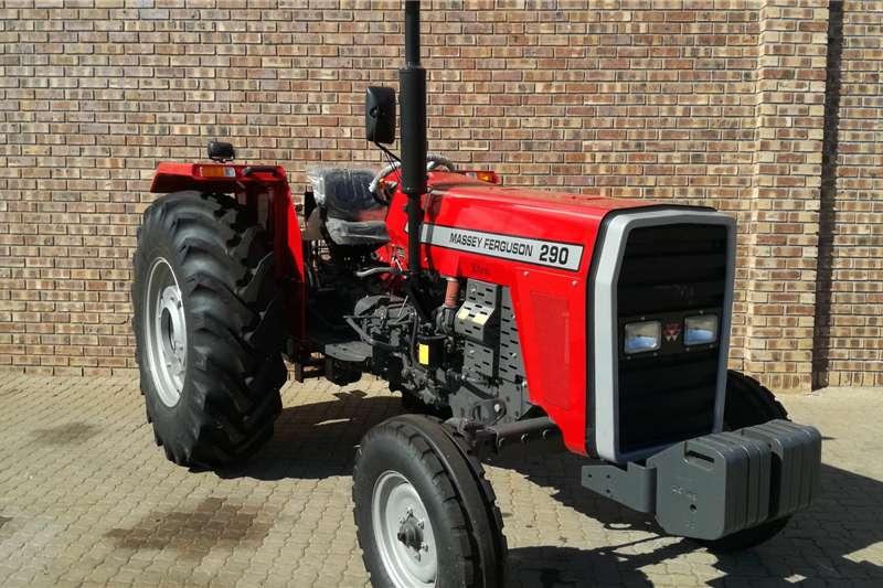 Massey Ferguson 2WD tractors Massey Ferguson 290 2wd Tractors