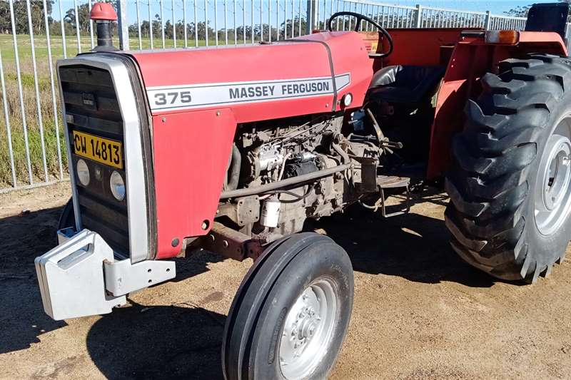 Massey Ferguson 2WD tractors Massey Ferguson 375 2 Tractors
