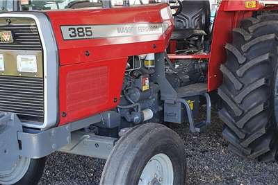 Massey Ferguson 2WD tractors Massey Ferguson 385 Tractors