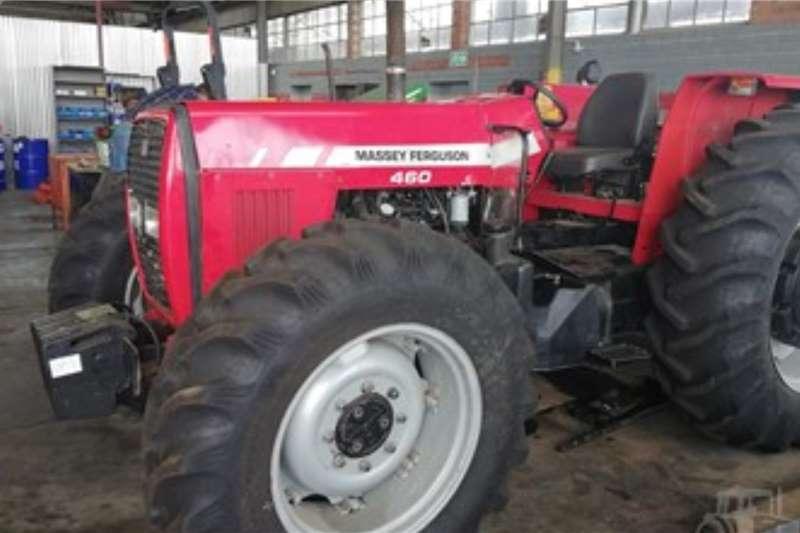 Massey Ferguson Tractors 2WD tractors MASSEY FERGUSON 4605301 Hours 2004