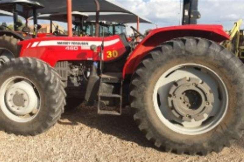 Massey Ferguson Tractors 2WD tractors Massey Ferguson 460