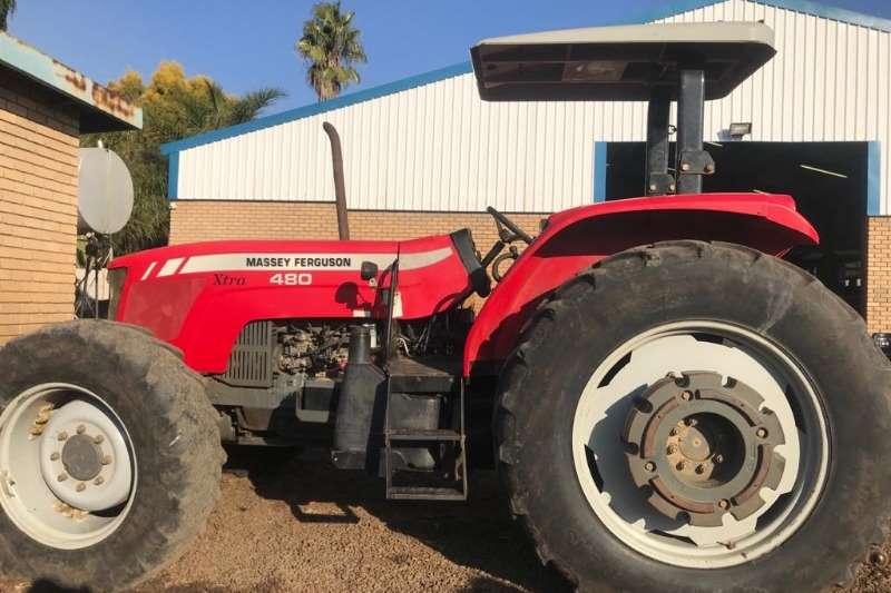 Massey Ferguson 2WD tractors MASSEY FERGUSON 480 Tractors