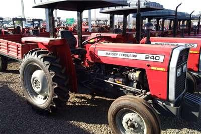 Massey Ferguson 2WD tractors MF240 Tractors
