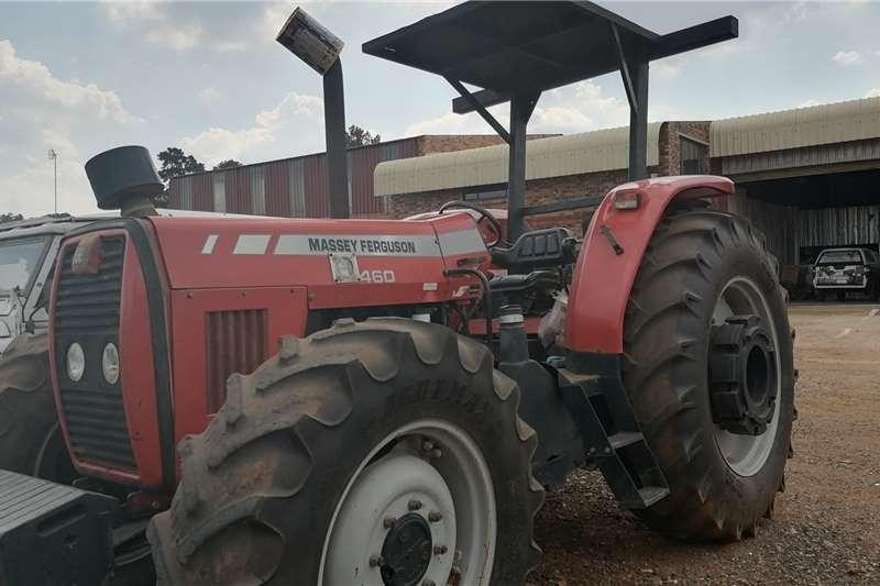 Massey Ferguson 460 4x4 Tractors