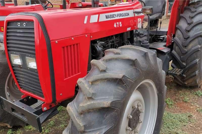 Massey Ferguson Tractors 4WD tractors 2005 MF 475 97kw 4x4 2005