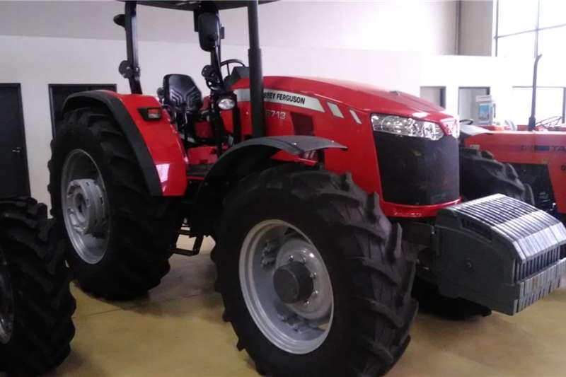 Massey Ferguson Tractors 4WD tractors 2x 7613 Standard demos 2020