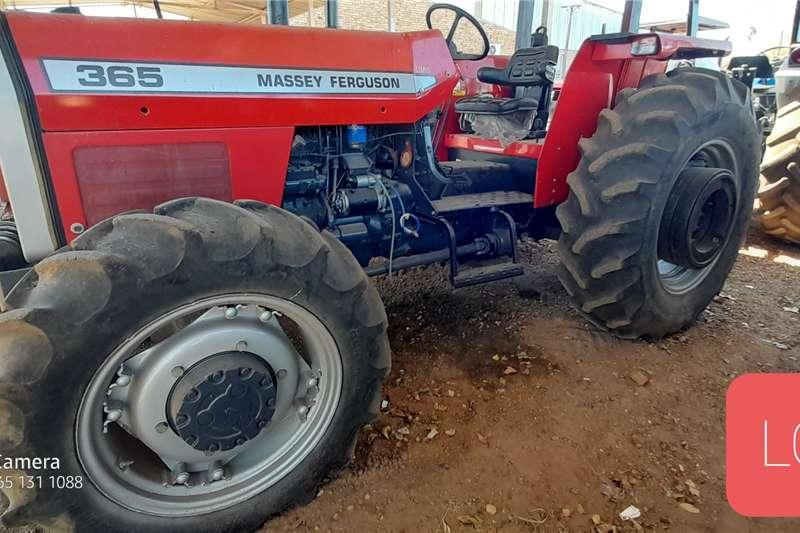 Massey Ferguson 4WD tractors 365 DT   FULL RECON Tractors