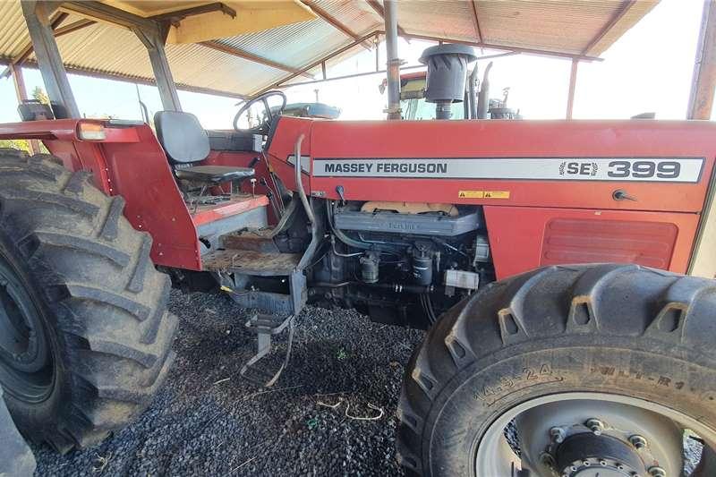 Massey Ferguson 4WD tractors 399 Tractors