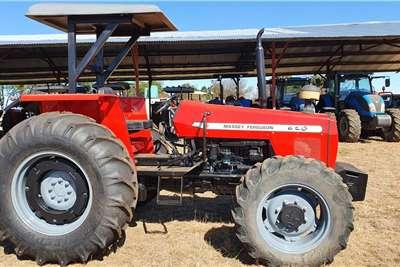 Massey Ferguson 4WD tractors 440 Tractors