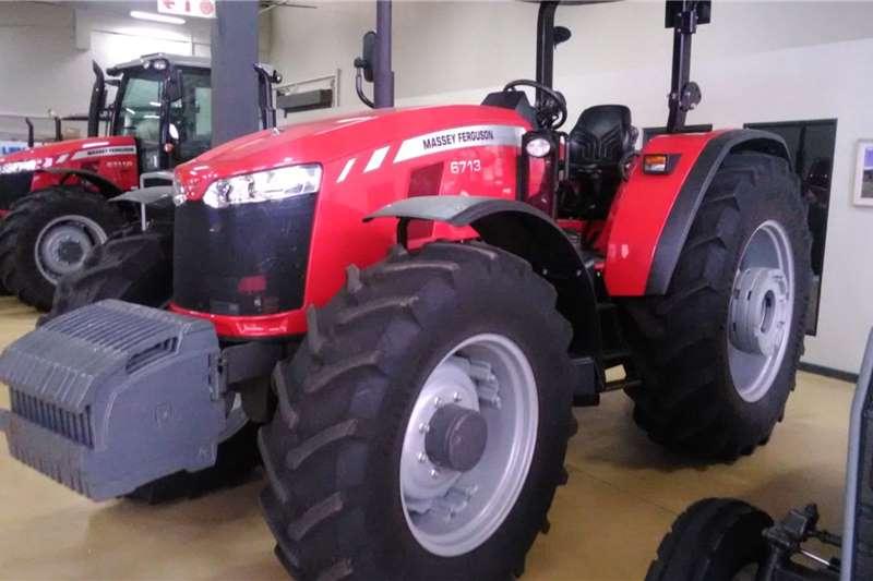 Massey Ferguson Tractors 4WD tractors 5x 7613 Power Shuttle 2020