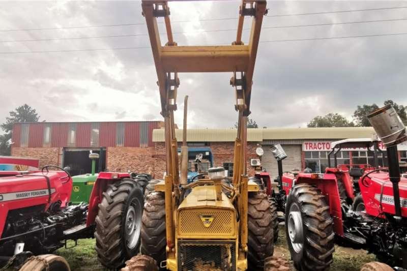 Massey Ferguson Tractors 4WD Tractors