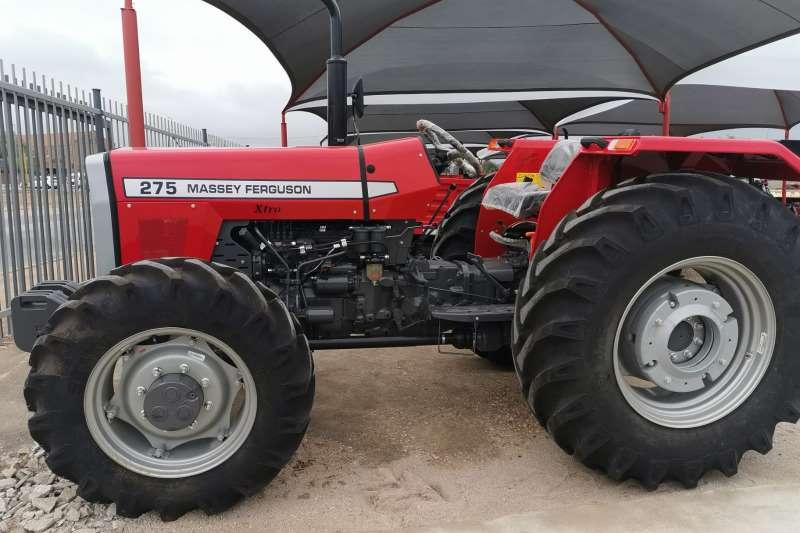 Massey Ferguson 4WD tractors Massey Ferguson 275 Tractors