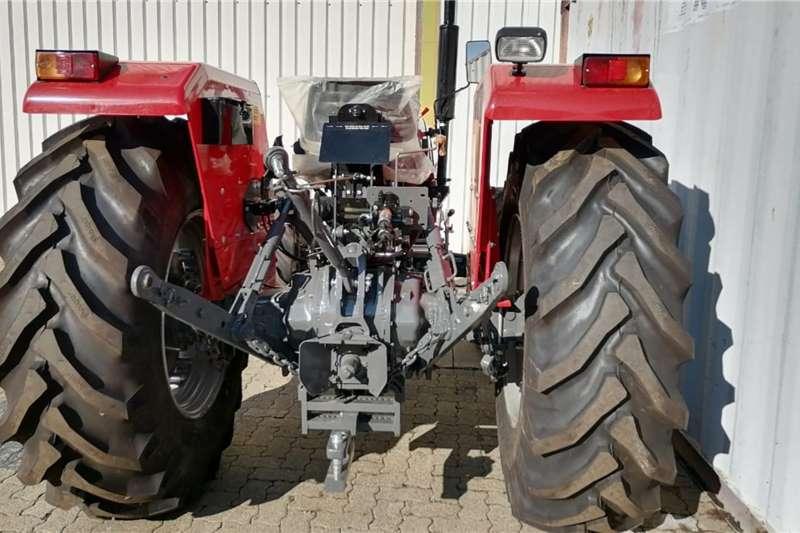 Massey Ferguson 4WD tractors Massey Ferguson 290 Extra 4x4 61kw Tractors