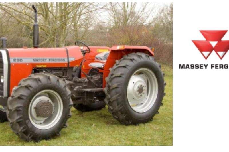Massey Ferguson 4WD tractors Massey Ferguson 290 Xtra 60 KW 4 Wheel Drive Tractors