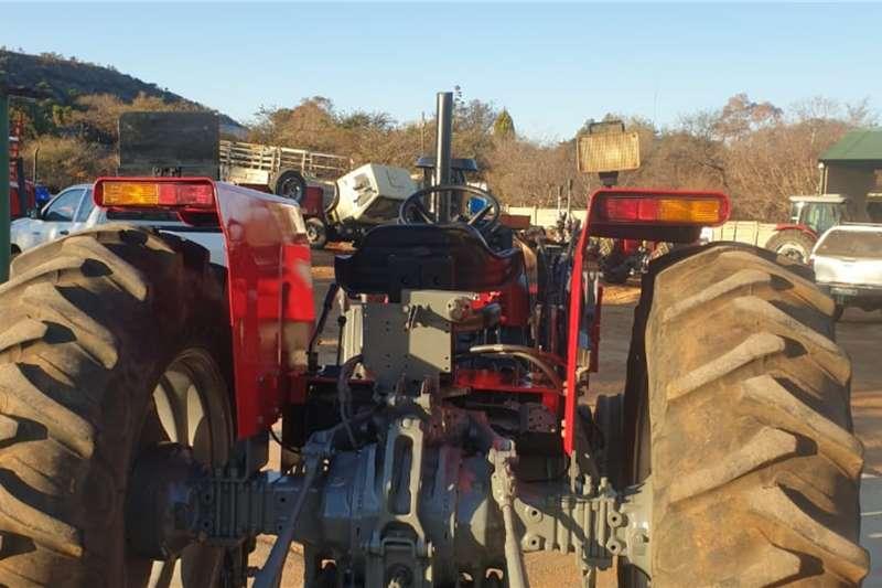 Massey Ferguson 4WD tractors Massey Ferguson 390 Baalvurk & Bak Tractors