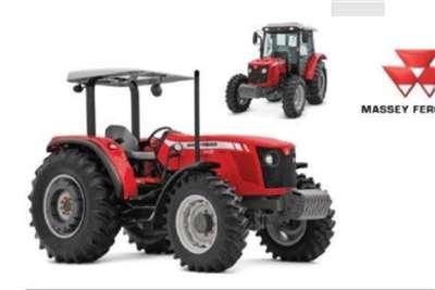 Massey Ferguson 4WD tractors Massey Ferguson 440 Xtra 61.1 KW 4WD Tractors