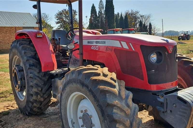 Massey Ferguson Tractors 4WD Tractors Massey Ferguson 460 Xtra 2013