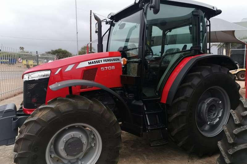 Massey Ferguson Tractors 4WD tractors Massey Ferguson 5708 2019