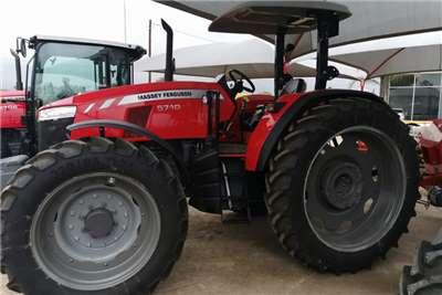 Massey Ferguson 4WD tractors Massey Ferguson 5710 Tractors