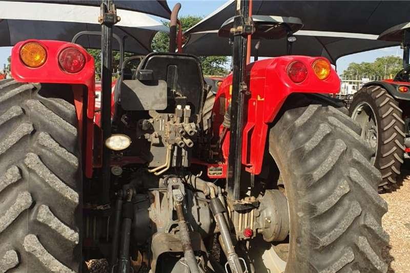 Massey Ferguson 4WD tractors Massey Ferguson Tractors