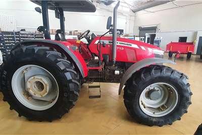 Massey Ferguson 4WD tractors MF6713 Open Station Tractors