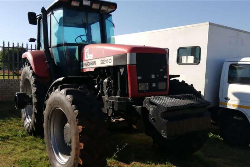 Massey Ferguson 9240 Tractor Tractors