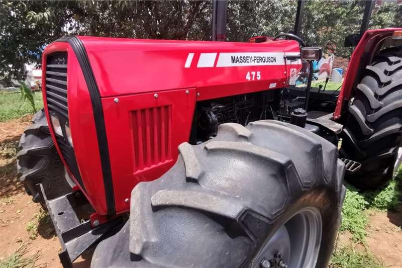 Massey Ferguson Tractors Four wheel drive tractors 475 2005