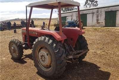 Massey Ferguson Four wheel drive tractors Massey Ferguson 250 4x4 Tractors