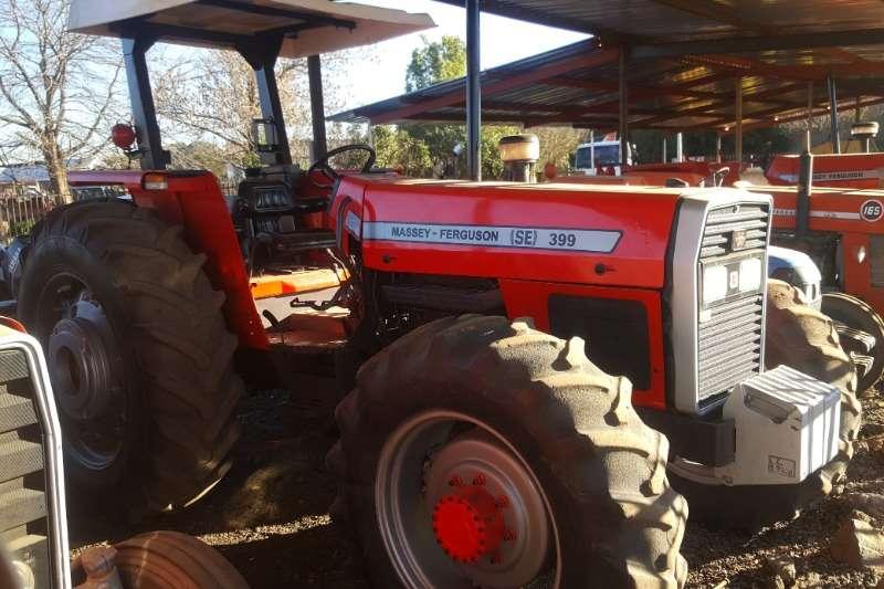 Massey Ferguson Tractors Four Wheel Drive Tractors Massey Ferguson399