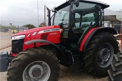 Massey Ferguson Four wheel drive tractors Massey Ferguson 5708 Tractors