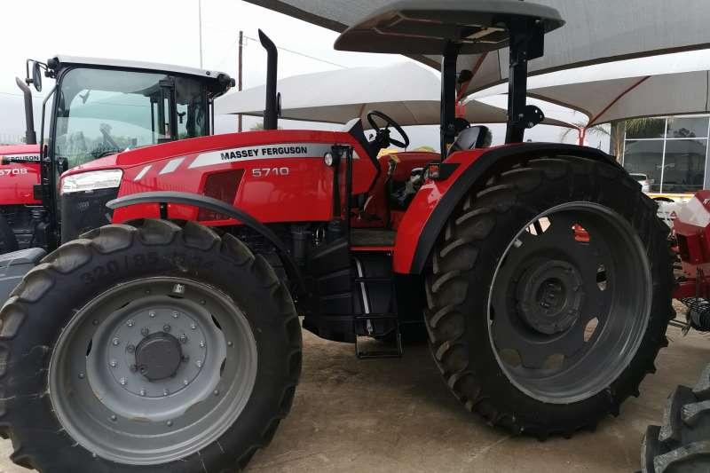 Massey Ferguson Four wheel drive tractors Massey Ferguson 5710 Tractors