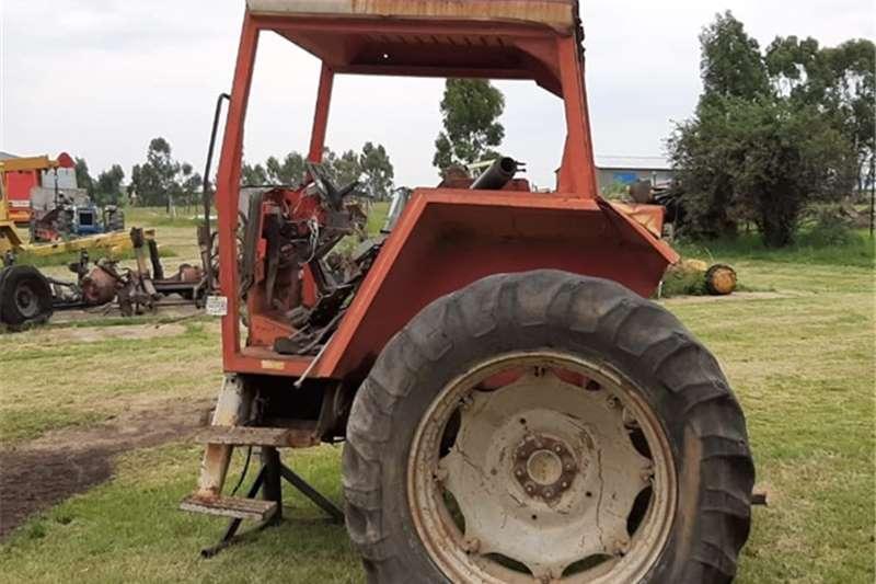 Massey Ferguson Massey Ferguson 2640 Tractor 4x4 Back end Tractors