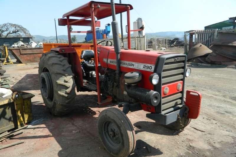 Massey Ferguson Tractors Massey Ferguson 290 Tractor 2016