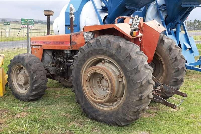 Massey Ferguson Tractors Massey Ferguson 298 Tractor