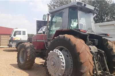 Massey Ferguson Massey Ferguson 3690 Dynashift 4x4 Double Wheel Tractors