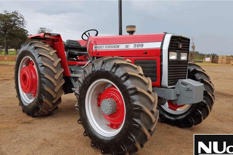 Massey Ferguson Tractors Massey Ferguson 399 4x4 Tractor