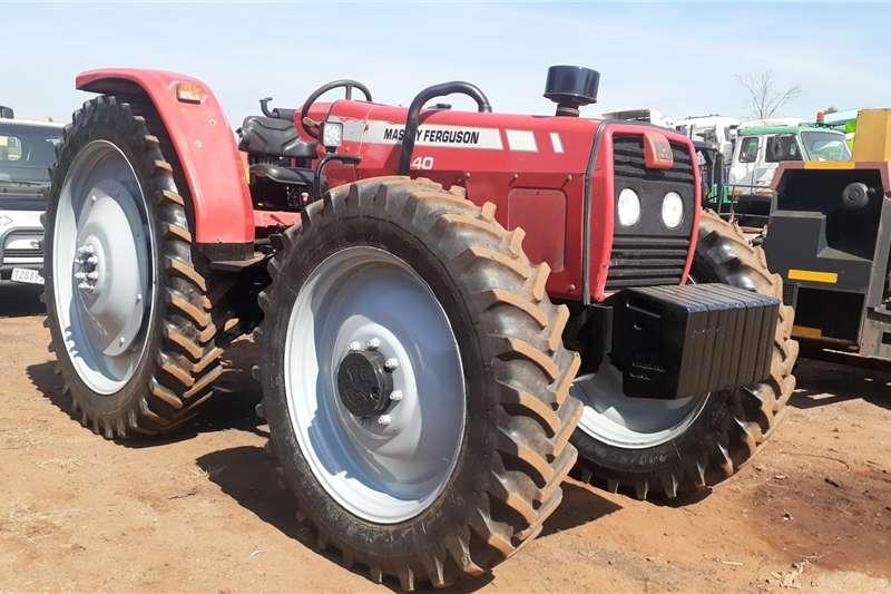 Massey Ferguson Tractors Massey Ferguson 440 HC 4x4
